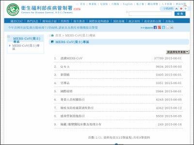 http://www.cdc.gov.tw/list.aspx?treeid=ec2011218616c1ab&nowtreeid=ec2011218616c1ab